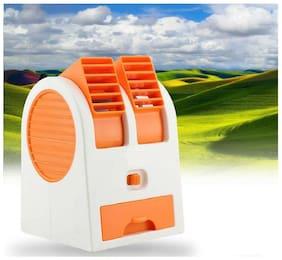Xclusive Plus Rechargable Portable dual bladeless Usb powered Cooler