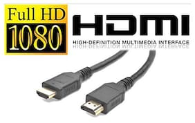 Xclusive Plus HDMI Cable 10 m Full Length Assorted Colour