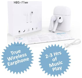 TSV True Wireless Bluetooth Headset ( White )