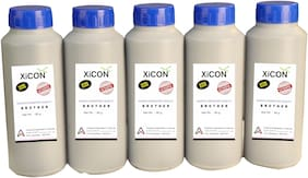 XICON Brother Toner Powder Combo Pack Of 5 Black