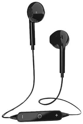 YORA True Wireless Bluetooth Headset ( Black )