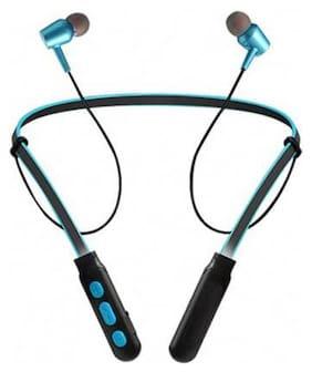 ZAUKY B11 In-Ear Bluetooth Headset ( Blue )