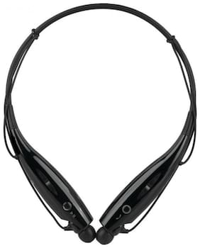 ZAUKY True Wireless Bluetooth Headset ( Black )