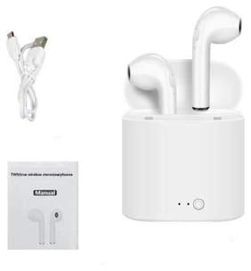 ZAUKY True Wireless Bluetooth Headset ( White )