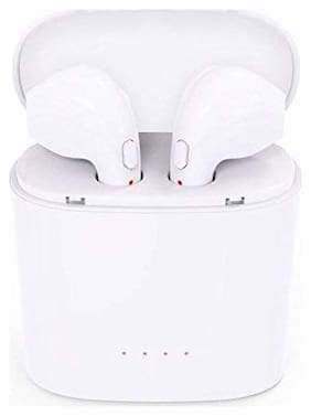 ZAUKY TWNS-3 In-Ear Bluetooth Headset ( White )