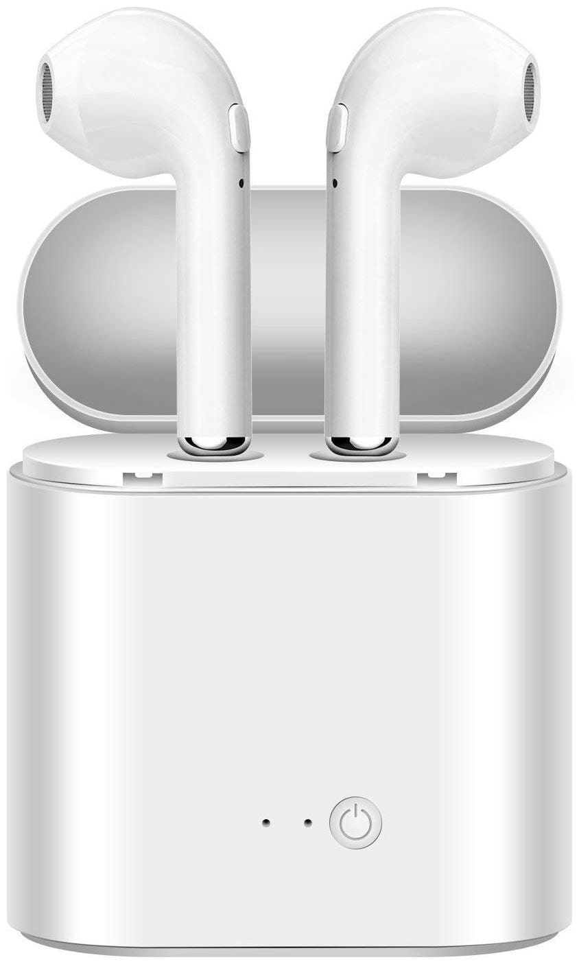 ZAUKY In-Ear Bluetooth Headset ( White )