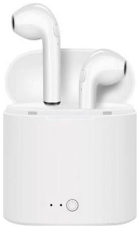 ZAUKY TWNS-2 In-Ear Bluetooth Headset ( White )