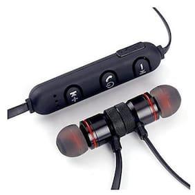 ZAUKY Magnet In-ear Bluetooth Headsets ( Black )