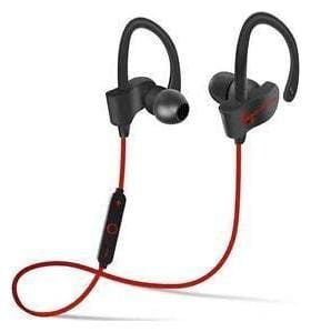 ZAUKY qc10 In-Ear Bluetooth Headset ( Red )