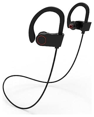 ZAUKY qc10 In-Ear Bluetooth Headset ( Black )