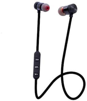 ZAUKY MEGNET In-Ear Bluetooth Headset ( Black )