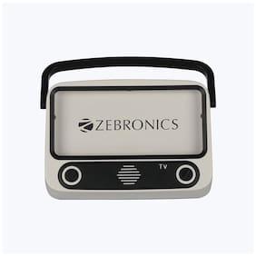 Zebronics ASTRA 10 Bluetooth Portable speaker ( White )
