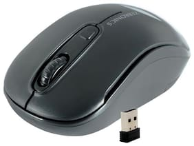 Zebronics Wireless Mouse ( Black )