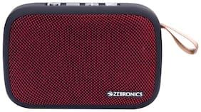 Zebronics Delight Portable Bluetooth Speaker (Assorted)