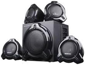Zebronics ELECTRO-BLACK 4.1 Speaker system