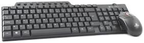 Zebronics Keybord & Mouse Combo Judwaa 555