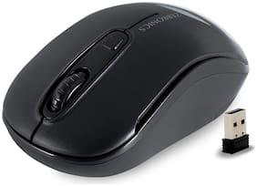 Zebronics Zeb-Dash Wireless Mouse ( Black )