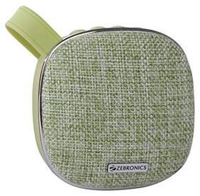 Zebronics PASSION Bluetooth Portable Speaker ( Beige )