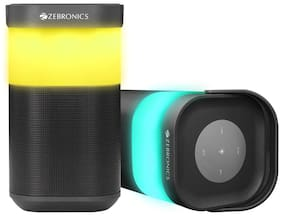 Zebronics PRISM Portable Bluetooth Speaker ( Black )
