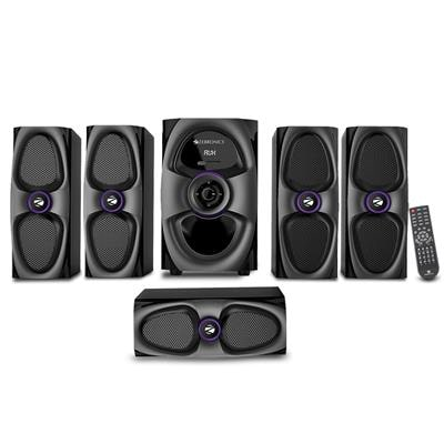 Zebronics Roar-BT RUCF 5.1 Channel Home Audio System