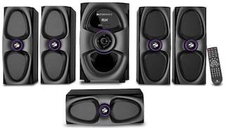 Zebronics Roar-BT RUCF Roar-BT RUCF 5.1 Speaker system