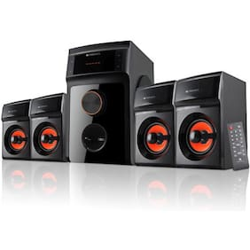 Zebronics SW4540 RUF 4.1 Channel Home Audio System