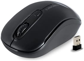 Zebronics Zeb-Dash Wireless Mouse ( Black )
