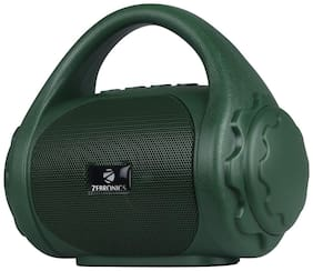 Zebronics ZEB-COUNTY Wired & Bluetooth Portable speaker ( Green )