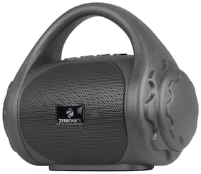 Zebronics ZEB-COUNTY Wired & Bluetooth Portable Speaker ( Grey )