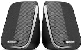 Zebronics ZEB-FAME Wired 2.0 Speaker ( Black )