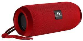 Zebronics ZEB-ACTION Bluetooth Portable Speaker ( Red )