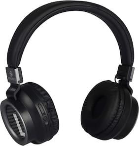 Zebronics ZEB-BANG Over-Ear Bluetooth Headset ( Black )