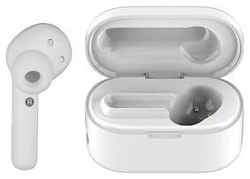 Zebronics Zeb Preksha 2.0 True Wireless Bluetooth Headset ( White )