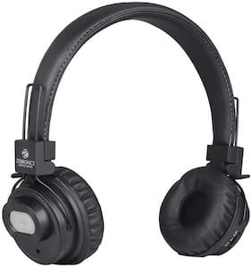 Zebronics Zeb-Fusion On-Ear Bluetooth Headset ( Black )
