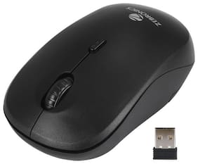 Zebronics Zeb-Bold Wireless Mouse ( Black )