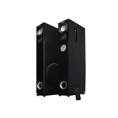 Zebronics ZEB-T9500RUCF 2.0 Channel Tower Speakers