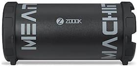 Zoook ZB ROCKERM2 MEAN MACHINE Portable Bluetooth Speaker   Black