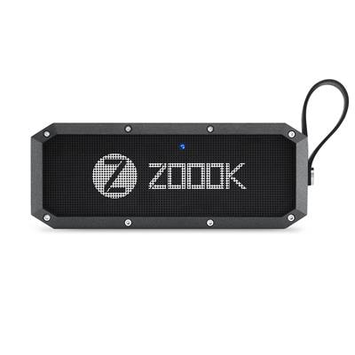 Zoook ROCKER ARMOR XL Bluetooth Speaker (Black)