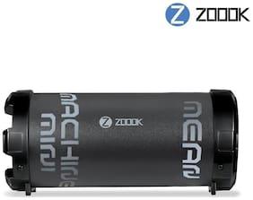 Zoook ZB-Rocker Mean Machine Mini M3 Bluetooth Speakers (Black)