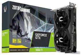 Zotac Gaming Geforce Gtx 1660Ti Twin Fan