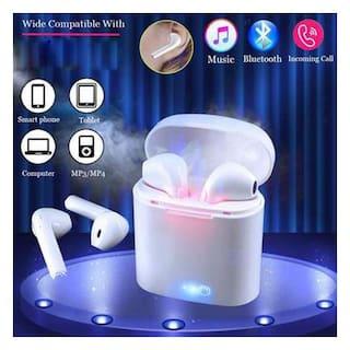 ZULX i7s TWS In-Ear Bluetooth Headset ( White )