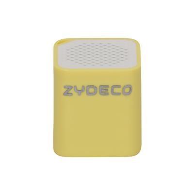 Zydeco SB1 Bluetooth Speaker (Yellow)