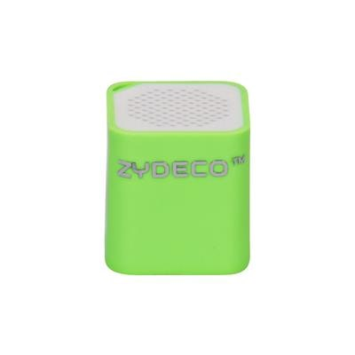 Zydeco SB1 Bluetooth Speaker (Green)