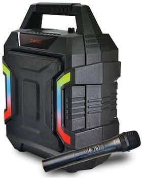 Zync KARAOKE Bluetooth Portable Speaker ( Black )