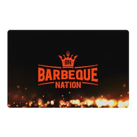 Barbeque Nation Voucher