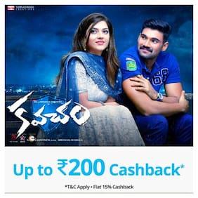 Book Kavacham movie tickets on Paytm & get Cashback* upto Rs 200