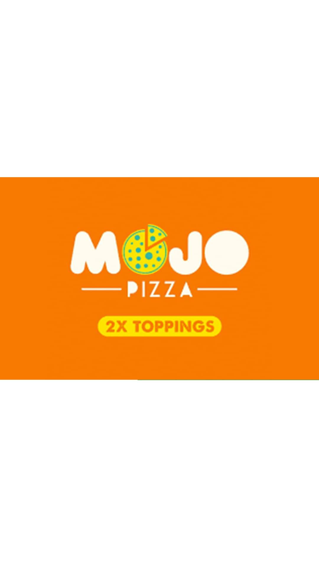 Flat 100 off on Mojo Pizza