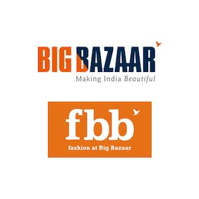 Flat Rs.100 Cashback when you pay using Paytm at Big Bazaar/Fbb/Food Bazaar Stores