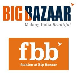 Flat Rs.200 Cashback when you pay using Paytm at Big Bazaar