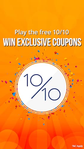 Play Classic 10/10 & Win Exclusive Coupons